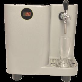 Chopeira elétrica - 110 ou 220 v  - (expansão direta) com 1 torneira com kit gás