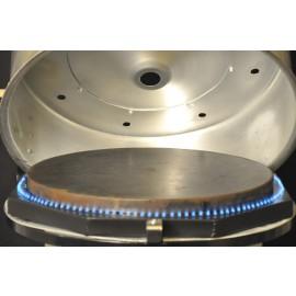 Forno a gás para assar pizza  (uso comercial ou residêncial)