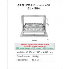 Grillex Lift  584 - GL  - Inox 430 (LF704)