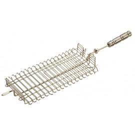 Grelha rotativa para grill inox especial ou normal