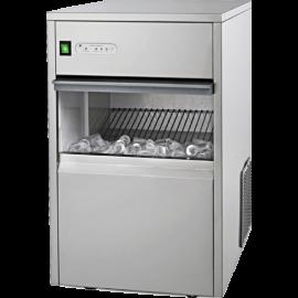 Máquina automática para fabricação de gelo cristal (50 kg/dia)