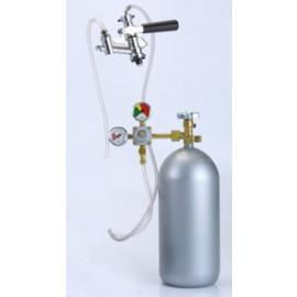 Kit gás para torre chopeira com 1 torneira