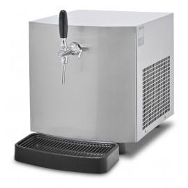 Chopeira  Inox I elétrica - 220V (expansão direta) 1 torneiras com kit gás/completa - 40 litros de chopp hora