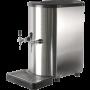 Chopeira elétrica  (expansão direta) 2 torneiras - kit gás incluso - 80l/h de chopp